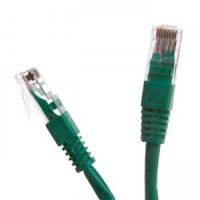 Digitalbox START.LAN Patchcord UTP cat.5e 0.5m roheline