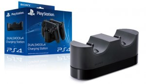 PS4 Dualshock 4 Charging Station, CUH-ZDC1