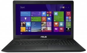 Asus X553MA 15.6'' LED HD, Intel Celeron Dual Core N2840, 4GB DDR3, 500GB Kõvaketas, Intel HD Graphics, DVD kirjutaja,  Windows 8.1