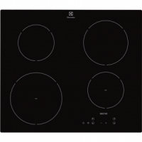 Electrolux Hob EHH6240ISK Induction, Number of burners/cooking zones 4, must, Display