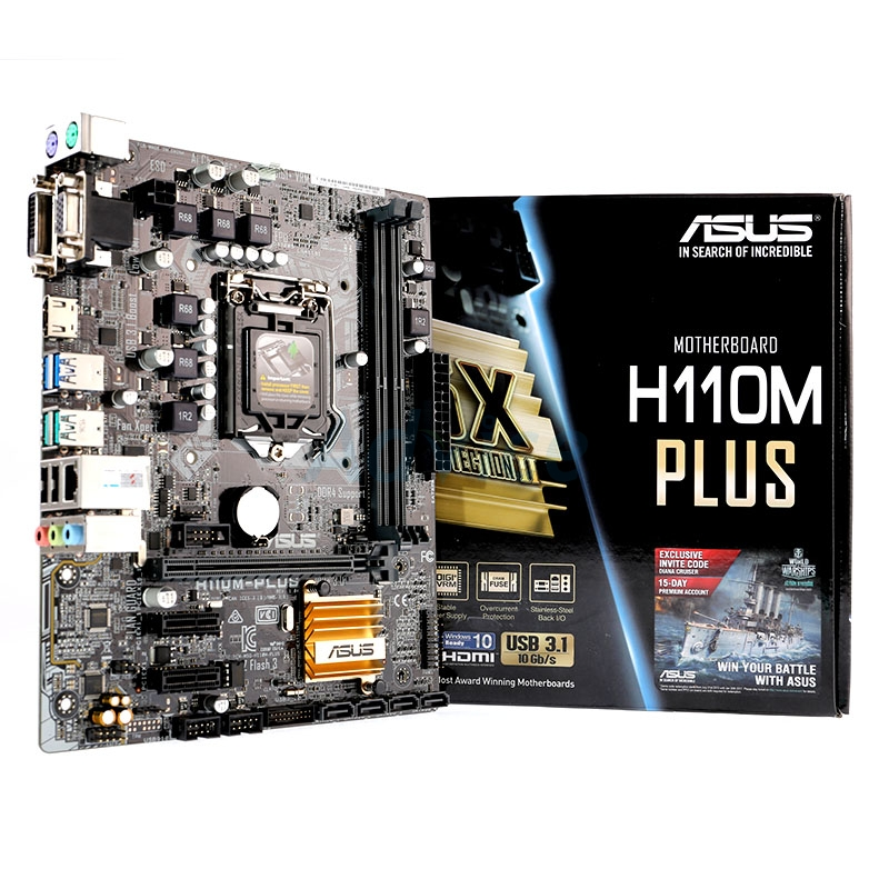 ASUS H110M-PLUS D3 DRIVER WINDOWS
