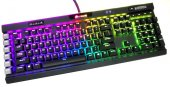 CORSAIR Gaming K95 RGB Platinum Mechanical Klaviatuur - Backlit RGB LED Cherry MX Brown PRFR