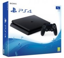 SONY PLAYSTATION 4 SLIM 1TB / BLACK
