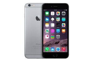 Apple iPhone 6 Plus 16GB Space Gray, Model A1524 - Apple Certified Pre-Owned