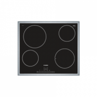 Bosch Hob PKE645FN1E Vitroceramic, Number of burners/cooking zones 4, must, Display