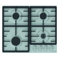 Gorenje Hob G641X Gas, Number of burners/cooking zones 4, Stainless steel