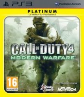 ACTIVISION Call of Duty: Modern Warfare (4) Platinum PS3 EN