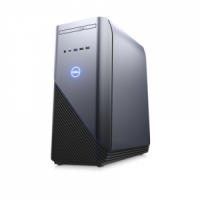 Dell Inspiron 5680 Desktop, Tower, Intel Core i7, i7-8700, Internal memory 16 GB, DDR4, HDD 1000 GB, SSD 256 GB, NVIDIA GeForce 1070, Tray Loading Dual Layer DVD Burner, Keyboard language English, Windows 10 Home, Warranty 36 month(s),