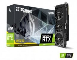 ZOTAC GeForce® RTX 2080 / 8GB GDDR6 / GAMING AMP Edition (ZT-T20800D-10P) - GAME RTX