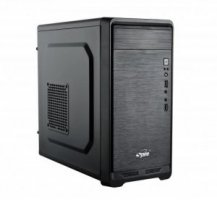 SPIRE PC kast Spire, Micro tower Tricer 1413
