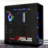it ASUS i7 Gamer Mirror ROG - Powered by ASUS! - GAME ON