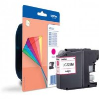 Print4you Analog Brother LC223M tindikassett, fuksiin