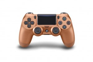 KASUTATUD SONY PS4 Dualshock Controller Copper v2-PRODUCT AFTER REPAIR