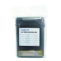 "LOGILINK UA0133B , 3,5"" HDD protection box 1 HDD"
