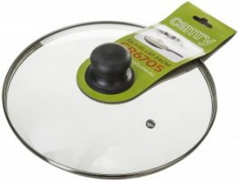 Camry CR 6705 universaalne glass lid, 24cm Camry