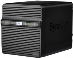 SYNOLOGY DS418j 4-bay NAS server DS418J